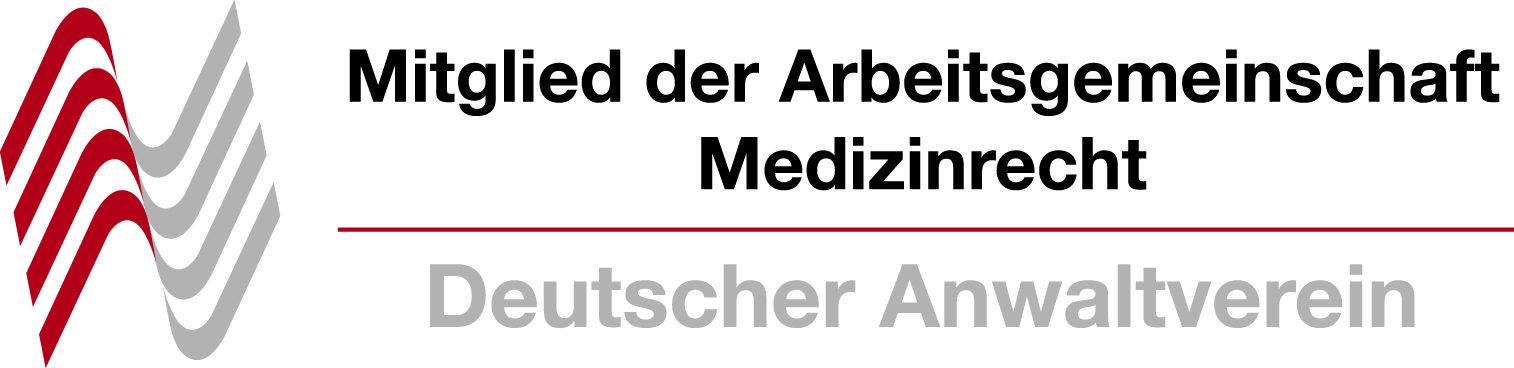 Logo Mitglied Arge Medizinrecht 1